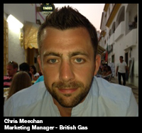 British Gas, Chris Meechan