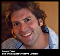 Interview: Bridge Fazio, Senior Designer / Creative Director