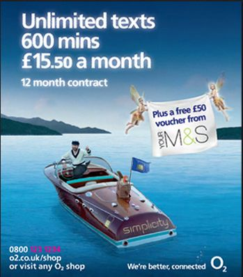 CASE STUDY: Your M&S For Business Increase O2 SIM Only Sales