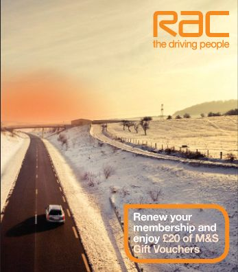 CASE STUDY: Your M&S For Business RAC Incentive scheme