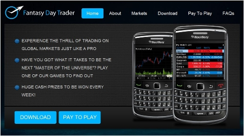 Case Study: Taking an App Global, Client Fantasy Day Trader