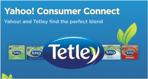 CASE STUDY: Yahoo! and Tetley find the perfect blend