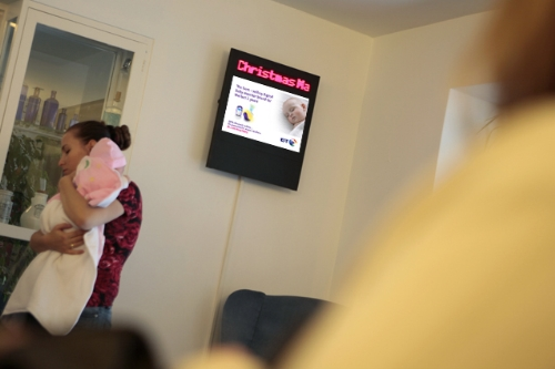 CASE STUDY: BT Baby Monitor target mums with digital screens