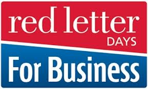 Red Letter Days incentive campaigns for customers and employees