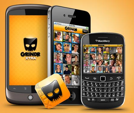 Promote your brand to an ABC1 male audience via the Grindr app