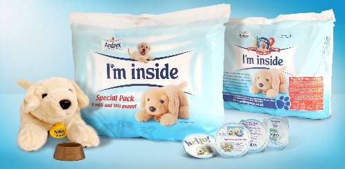 CASE STUDY: Andrex Puppy in a Pack