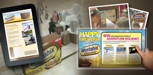 CASE STUDY: Weetabix Chocolate