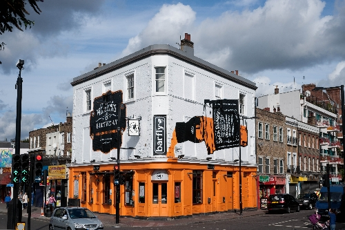 Unique Opportunity Brand this Camden Icon