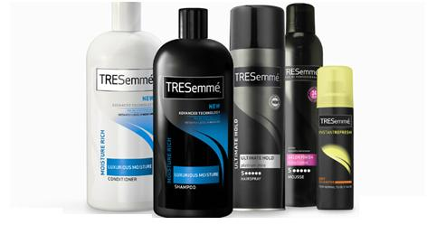 CASE STUDY: TRESemmé Sponsorship & Product Placement