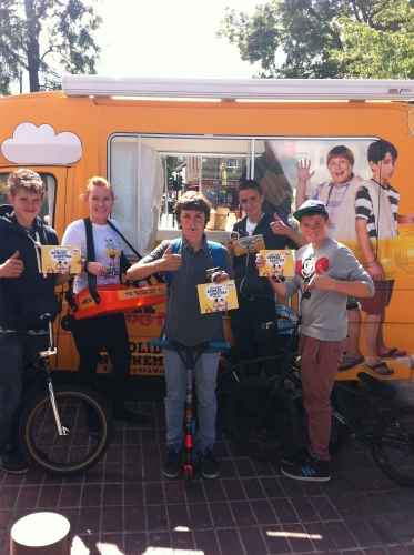 CASE STUDY: Diary of a Wimpy Kid - Dog Days Roadshow