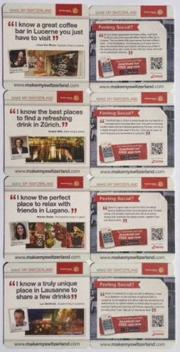 Branded Beer Mats reach Pub, Bar and Restaurant goers