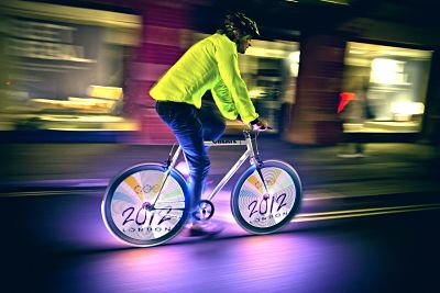 CASE STUDY: Video Bikes raise awareness of store product launch