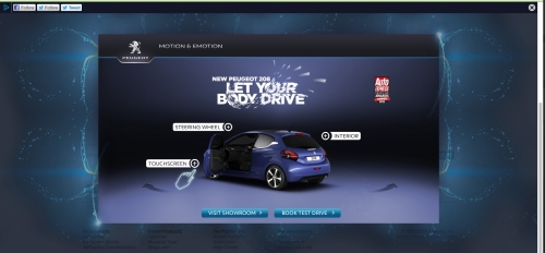 CASE STUDY: Peugeot Prove That There's More To Rich Media