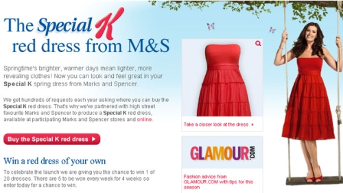 CASE STUDY: Special K and Glamour UK