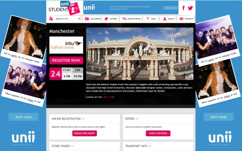 Digital Sponsorship of the Biggest Student Event in the UK
