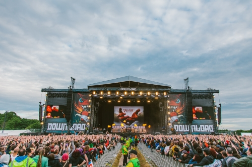 Be part of the rock festival of the year - Download 2014