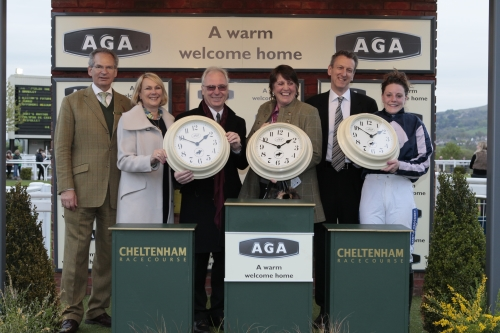 CASE STUDY: AGA targets affluent rural homeowners