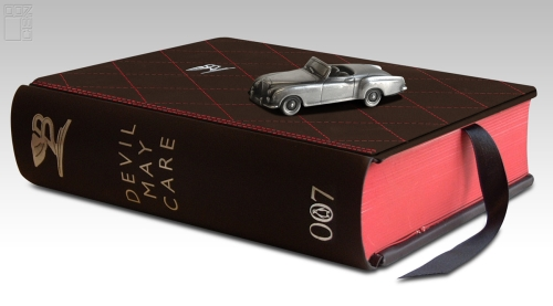Create a Bespoke Luxury Edition Book Tailored For Your Brand