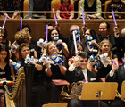 CASE STUDY: Toys'R'Us conduct classical orchestra with toys