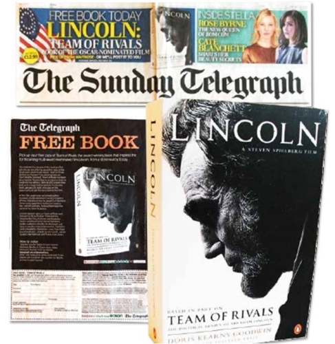 CASE STUDY: Penguin work with The Telegraph and 20th Century Fox