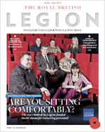 Advertising opportunities in the Royal British Legion magazine