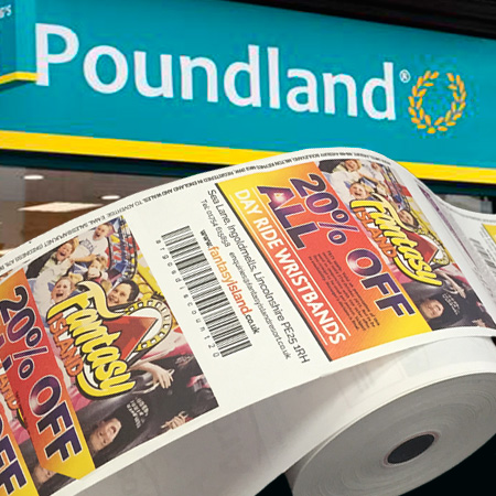 Target discount shoppers with Poundland stores