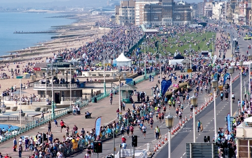 Title sponsorship of The Brighton Marathon 2015