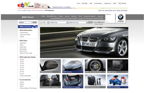 CASE STUDY: eBay maximises BMW's first e-commerce programme
