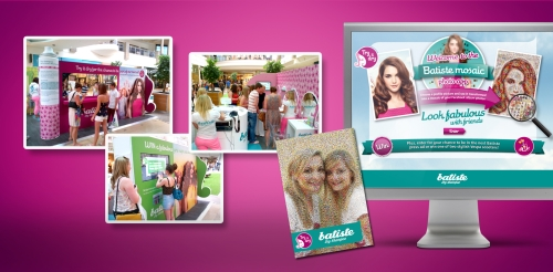 CASE STUDY: Batiste Shampoo - Try it Dry