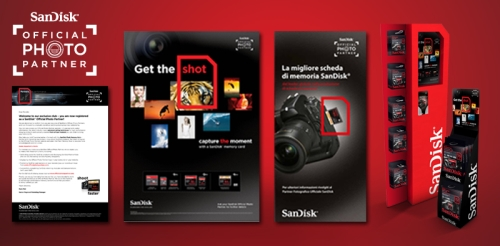 CASE STUDY: SanDisk - Official Photo Partners