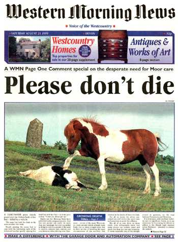 Advertise in Devon with the Western Morning News