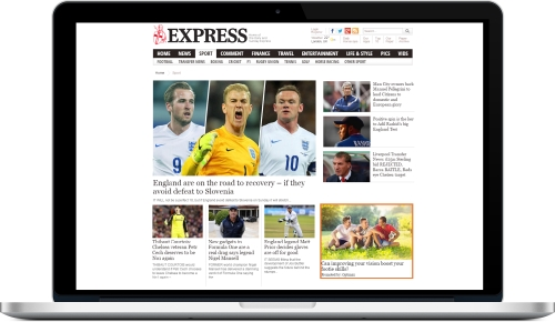 Native Advertising - Advertise to sports fans