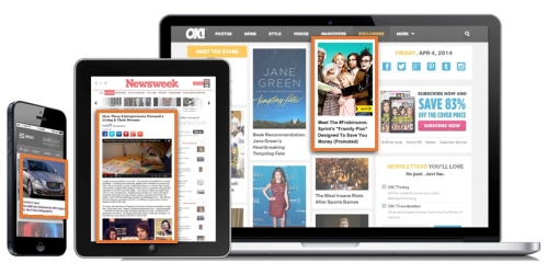 Native Advertising Service - National and Regional Coverage