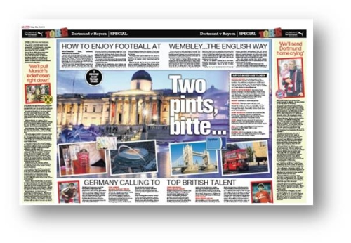 CASE STUDY: Puma and Champions League coverage in The Sun