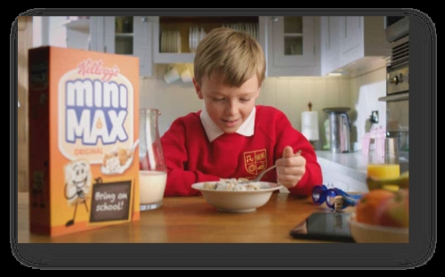 CASE STUDY: Fully integrated campaign to drive ROI for Kellogg's