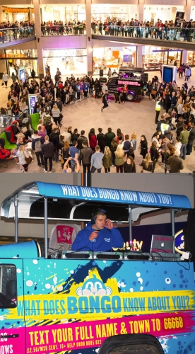 CASE STUDY: Total Students' DJ Truck drives awareness for Bongo