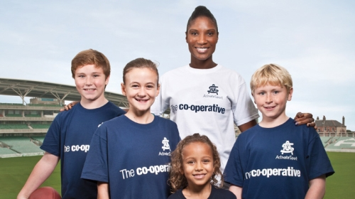 Opportunity for brands to partner with UK Sporting Academies