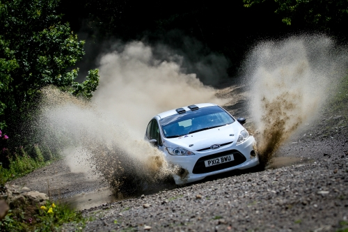 Rally Team Ownership at High Profile British Rally Championship