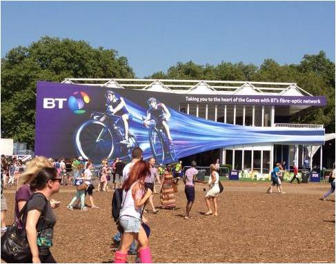 CASE STUDY: BT London Live Experiential Campaign