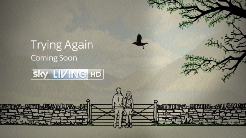 Opportunity to Sponsor Sky's Original Comedy: Trying Again