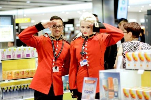 CASE STUDY: World Duty Free Group Contentainment