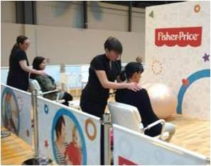 CASE STUDY: Fisher-Price Gatwick and Baby Show