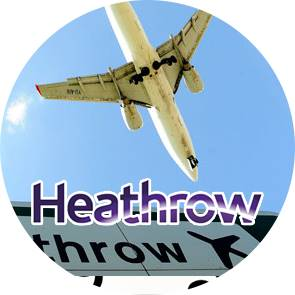 Advertise to Premium & Business Travellers with Heathrow online
