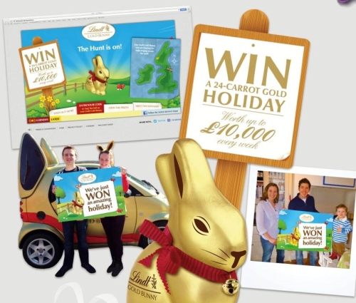 CASE STUDY: Lindt Gold Bunny