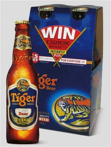 CASE STUDY: 'Happy New Year' with Tiger Beer