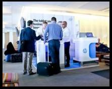 European HP Elite Business Traveller Campaign Drives Sales