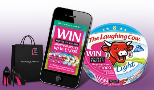 CASE STUDY: Laughing Cow 'Shop til you drop' Campaign