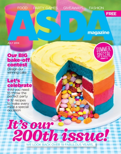CASE STUDY: Asda Magazine