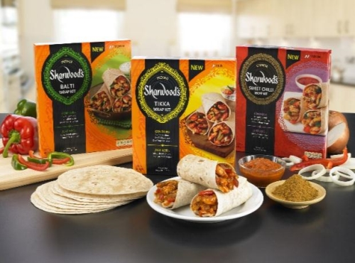 CASE STUDY: 'Foodie' Readers Engage With Sharwood's New Wraps