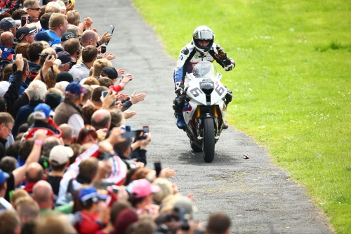 Sponsorship of The Isle of Man TT Races